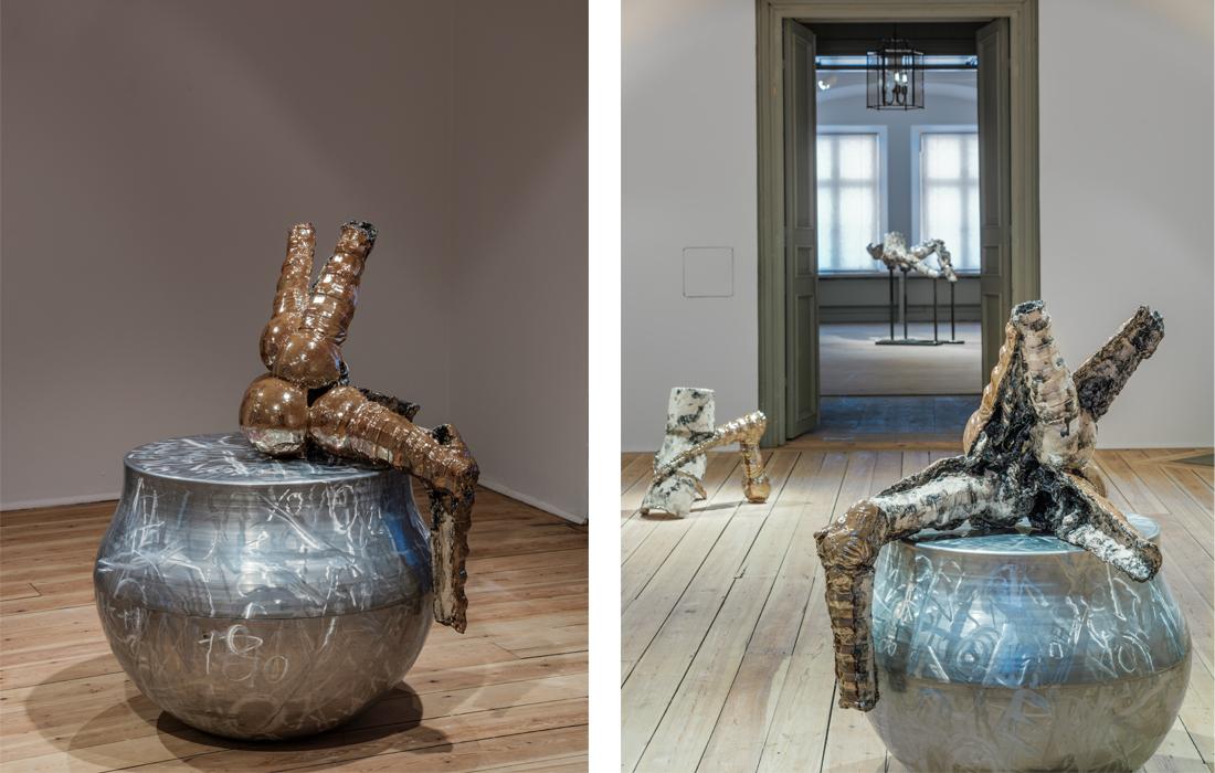 Exude, Uppsala Art Museum 2019. Photo Jean-Baptiste Beranger